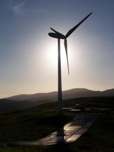 Nora-1 wind turbine