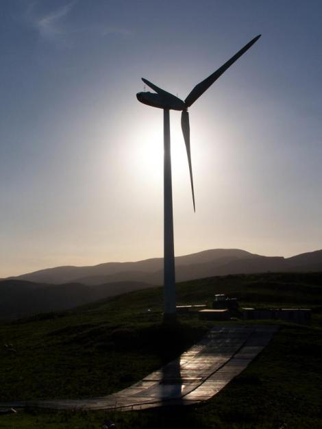 Nora-1 wind turbine