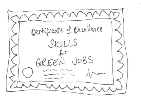 green jobs certificate